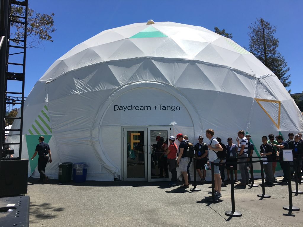 Sandboxのドームの写真