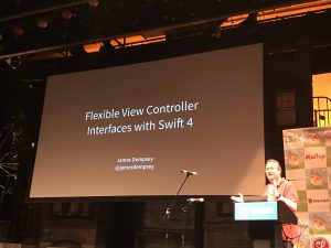 Flexible View Controller Interfaces With Swift