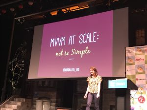 MVVM at Scale: Not so Simple