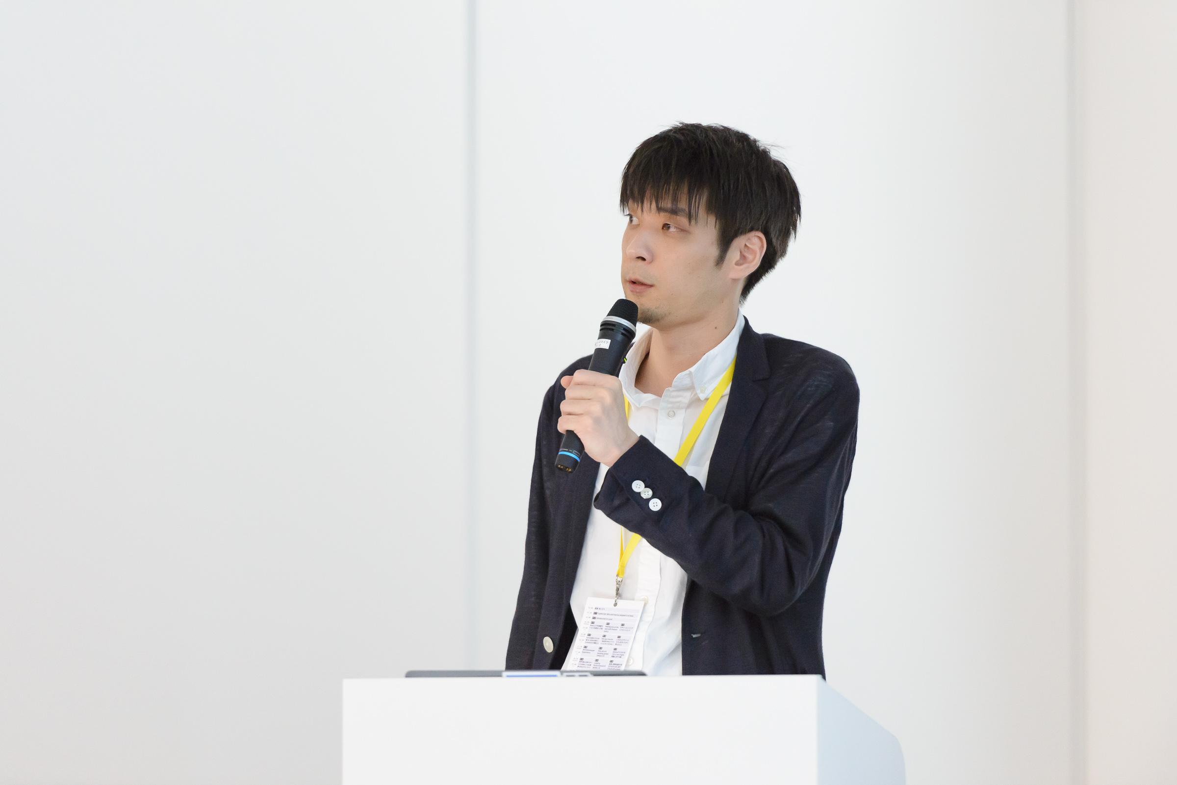 Yosuke Kurami氏