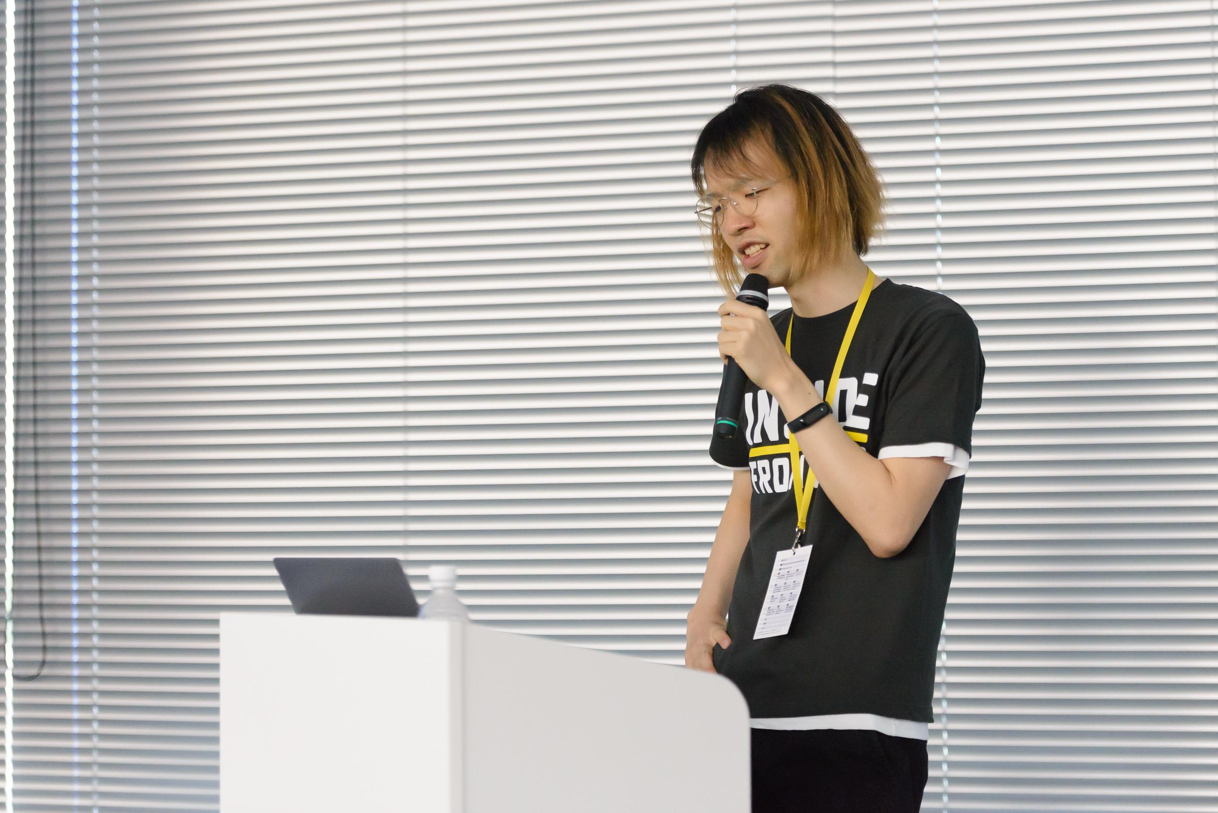 Shota Kubota氏