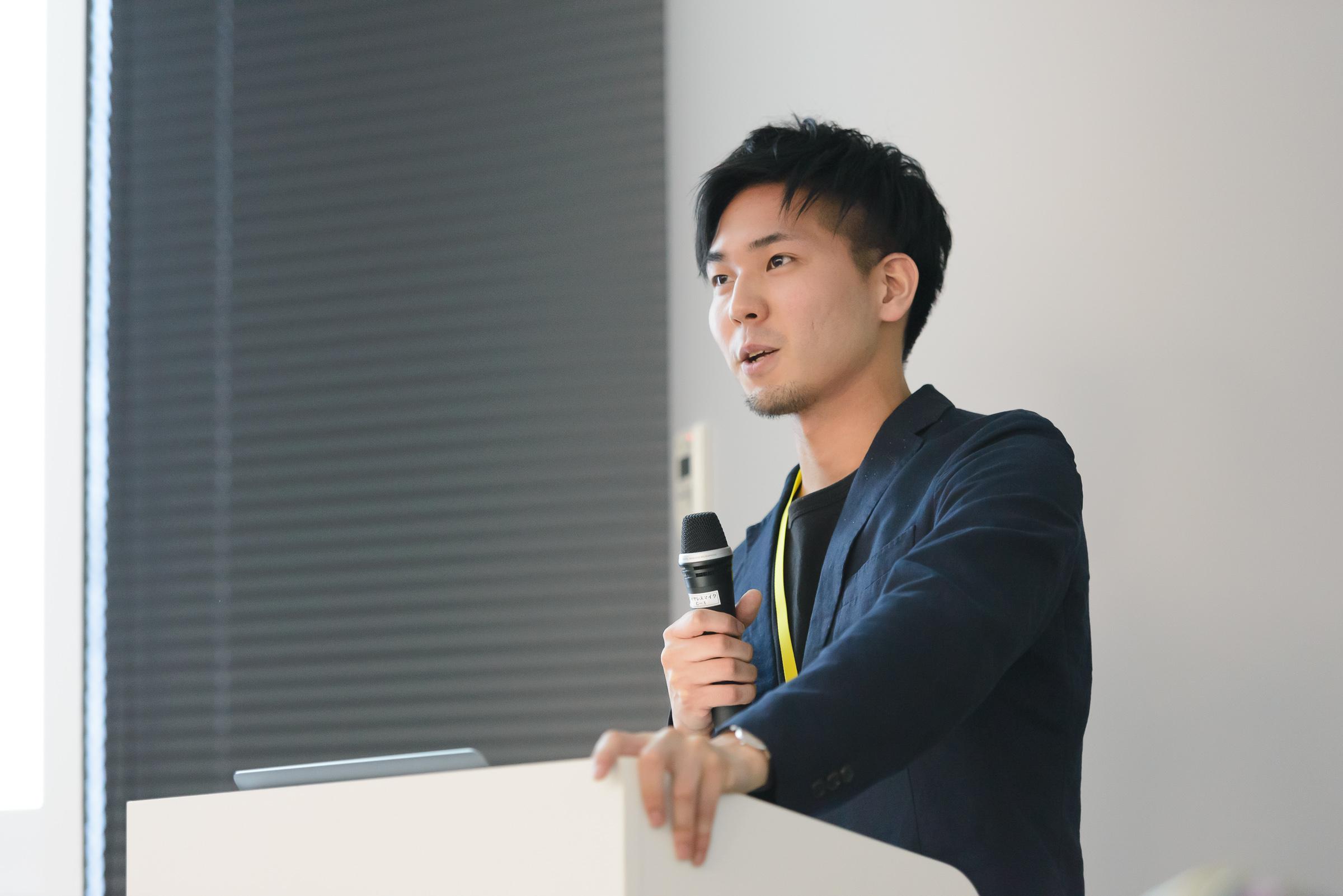 Sho Miyamoto氏