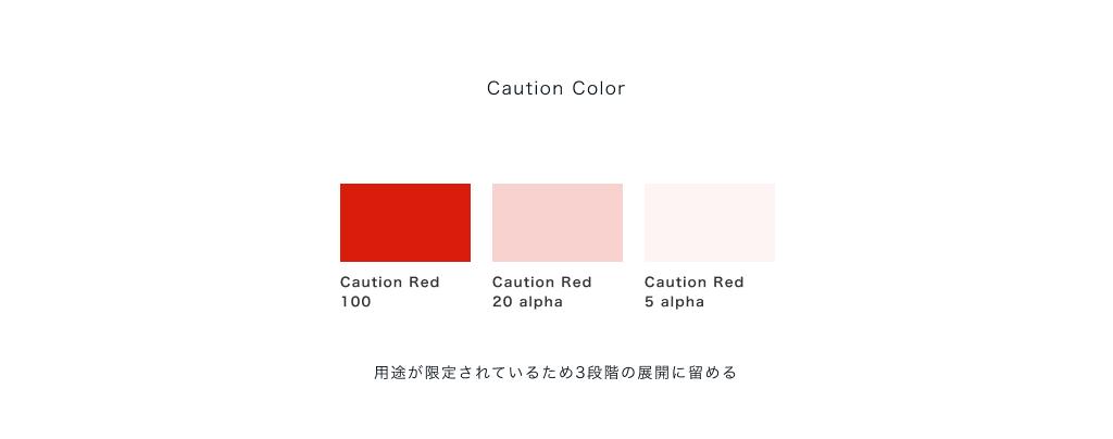 Caution Color
