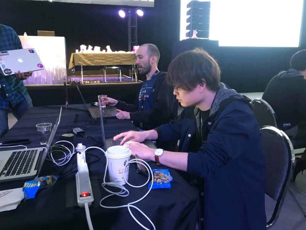 2017年GameDay参加画像